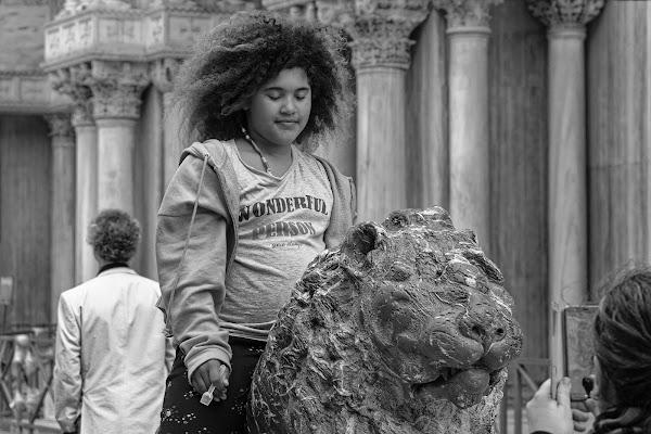 Il leone e la leonessa.... di Yasis