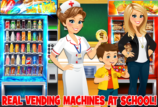 Real Vending Machine Simulator