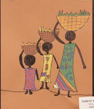 Photo: Masai Painting Grade 2