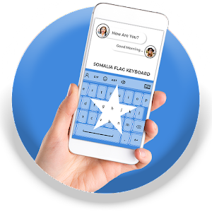 Somalia Flag Keyboard - Elegant Themes APK Download for Android