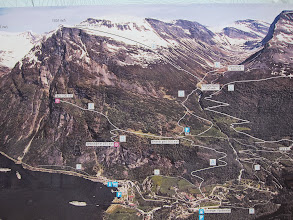 Photo: We did the hike to Vesterasfjellet.