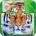 Tigers Jigsaw Puzzle Game icon