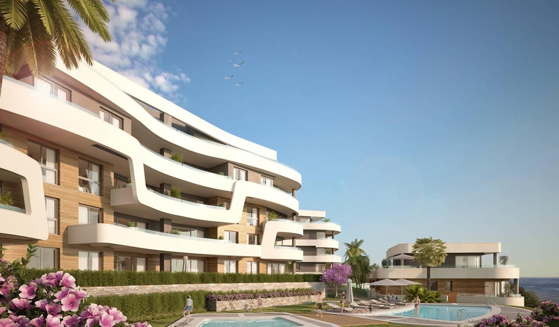 Appartement avec terrasse et piscine El Faro