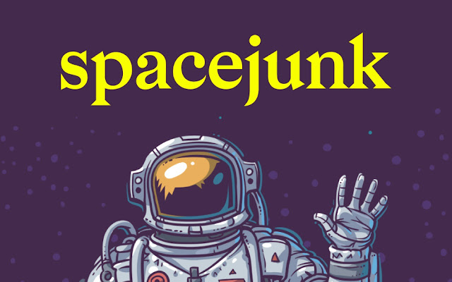 Spacejunk: Discover high-value, crypto reads