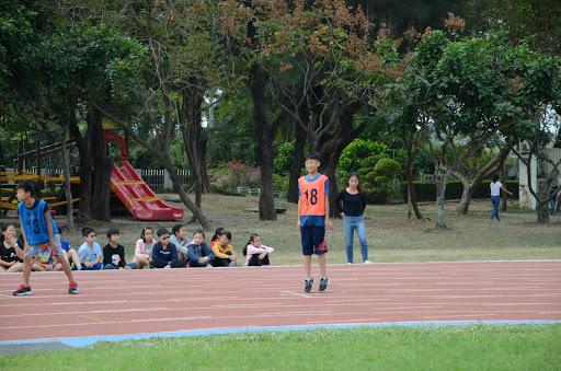 108校慶運動會200m決 60m -1081127