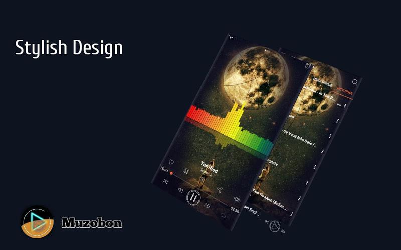 Music player Muzobon Pro Screenshot 0