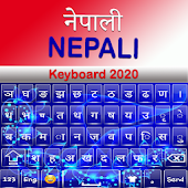 Nepali Language Keyboard 2020 : Nepali Keyboard