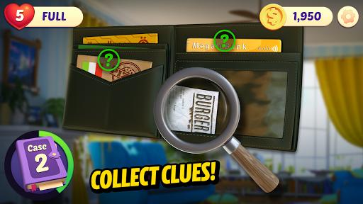 Small Town Murders: Match 3 Crime Mystery Stories apkdebit screenshots 3