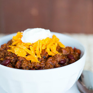 All-American Beef Chili.