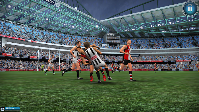 AFL LIVE 2- screenshot