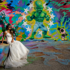 Wedding photographer Hector Salinas (hectorsalinas). Photo of 04.01.2018