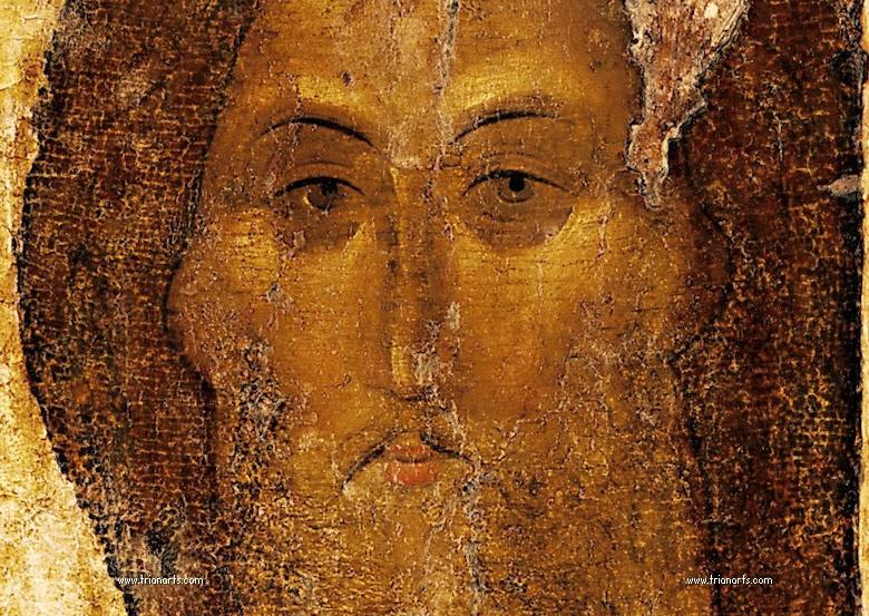 Cristo de Rublev (+1430)