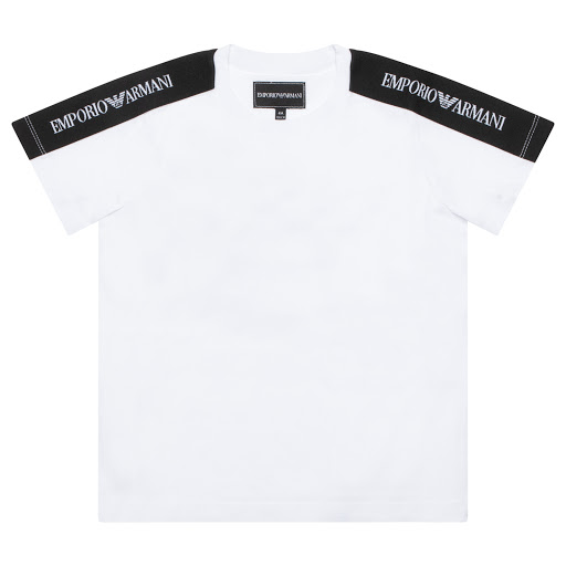 Thumbnail images of Emporio Armani Logo Tape T-shirt
