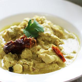 Authentic Mughlai Chicken Korma