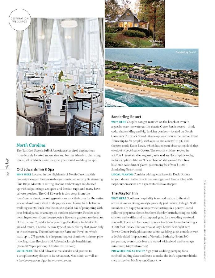 The Knot Texas Weddings Magazine- screenshot