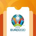 UEFA EURO 2020 Mobile Tickets icon