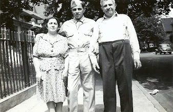 Photo: Martha, Leo, and Bernard Sternbach
