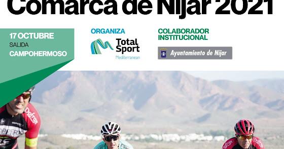 La Marcha Ciclodeportiva Comarca de Níjar, en marcha