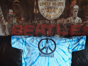 Photo: Peacefreak loving Beatles