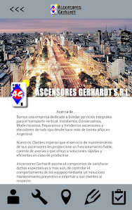 Ascensores Gerhardt SRL screenshot 7