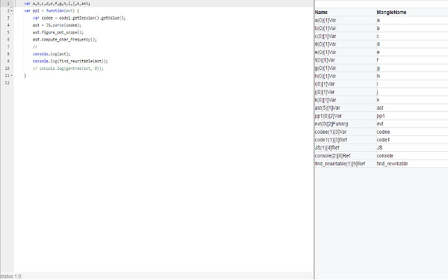 Javascript Refactor