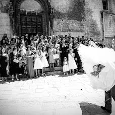 Vestuvių fotografas Alessandro Spagnolo (fotospagnolonovo). Nuotrauka 12.01.2019