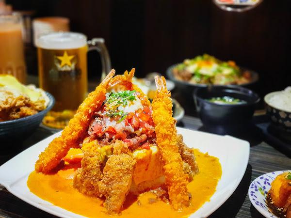 咕嚕咕嚕家うちりょう-鳳山五甲店-找朋友一起分享的超大份量丼飯,趁熱吃才是王道  鳳山區、日式料理