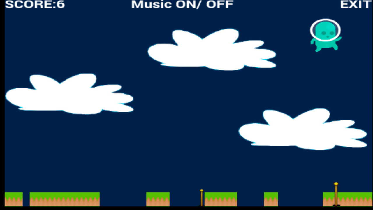 Jumpdude(ads)- screenshot