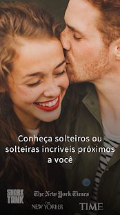 Coffee Meets Bagel Dating app: miniatura da captura de tela
