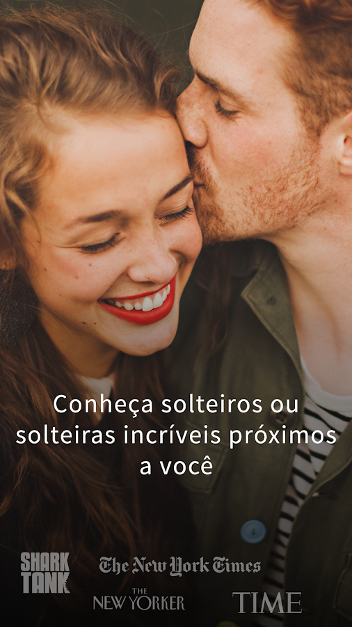 Coffee Meets Bagel Dating app: captura de tela