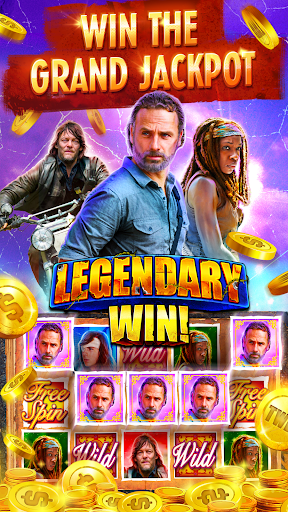 The Walking Dead: Free Casino Slots modavailable screenshots 5