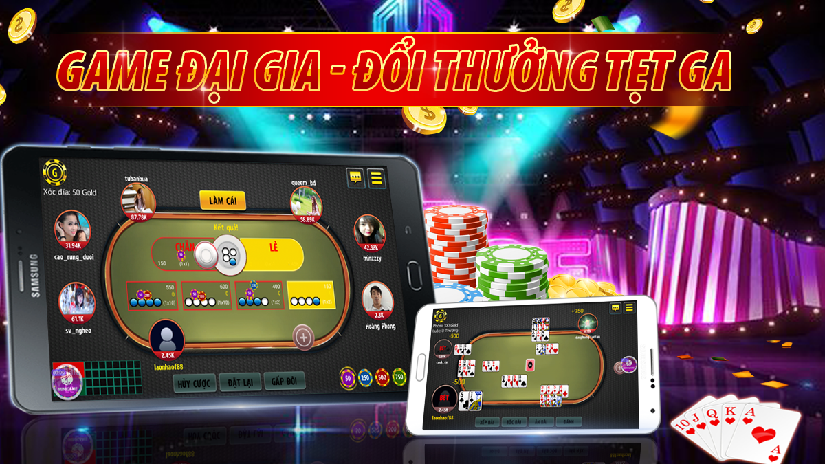 Danh bai, choi bai, game bai doi thuong - tien len- screenshot