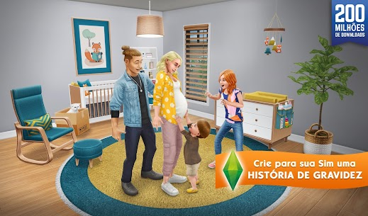 The Sims FreePlay Apk Mod (Dinheiro Infinito) 1