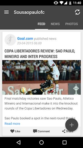 Sousaopaulofc São Paulo Fans