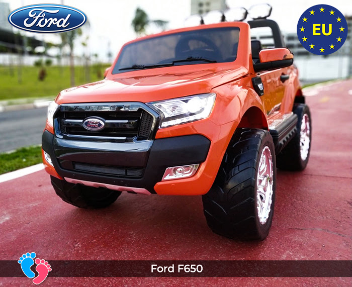 Ô tô điện Ford Ranger DK-F650 3