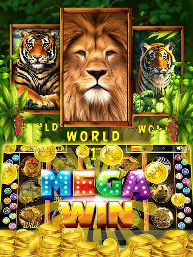 Lion Safari Triple Slots 2.2 screenshots {n} 3