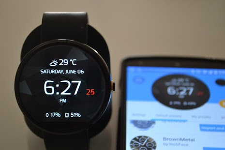 Styler Watch Face Creator- screenshot thumbnail