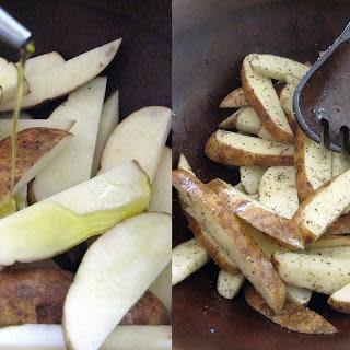 San Francisco Garlic Fries with Garlic Aioli Recipe
