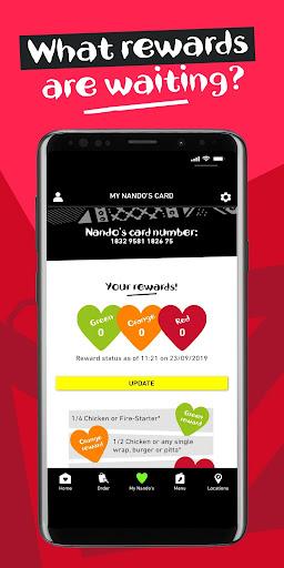 Nando's UK 6.10.0 screenshots 3