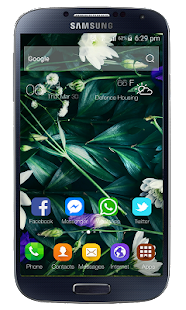 Launcher OnePlus 3 Theme - náhled