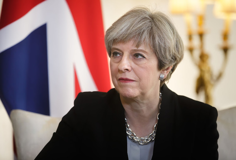 Prime Minister of the United Kingdom Theresa May. Image: 123RF/ Mykhaylo Palinchak