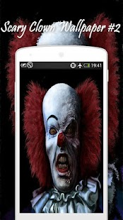 Scary Clown Wallpapers - náhled