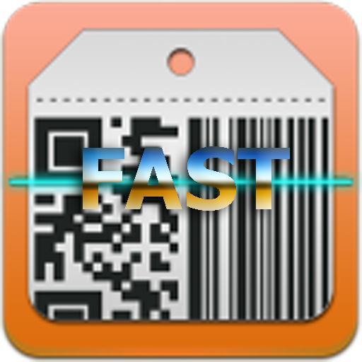 條碼掃描器更快 工具 App LOGO-硬是要APP