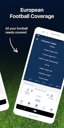 EPL Live: English Premier League scores and stats 8.0.4 Screenshots 4