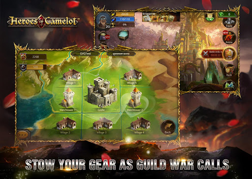 Heroes of Camelot filehippodl screenshot 21