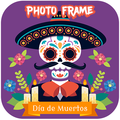 Dia De Muertos Day Of The Dead Photo Frame Apps On Google Play
