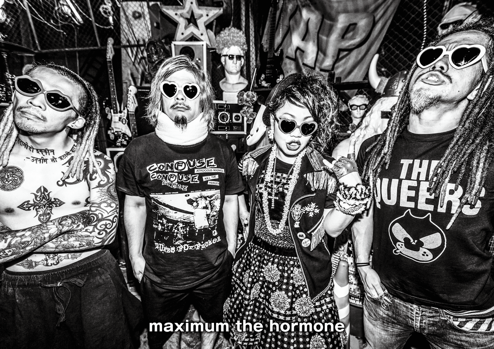 Maximum The Hormone 極限荷爾蒙