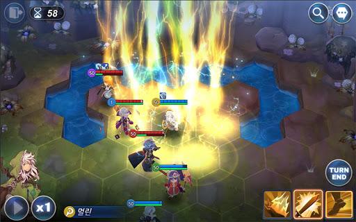 Kingdom of Hero : Tactics War 1.00.003 screenshots 8