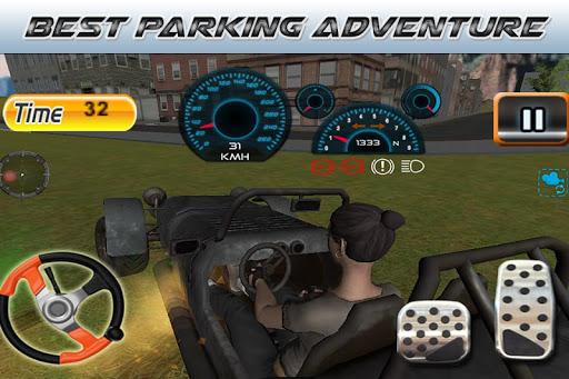 Parking Revolution: Super Car Offroad Hilly Driver 1.0 screenshots 4