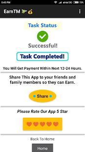 EarnTM-Earn Paytm Cash - náhled
